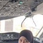 Female Pilots Land A Jumbo Jet In A Country Where They Are Not Even Allowed To Drive A Car