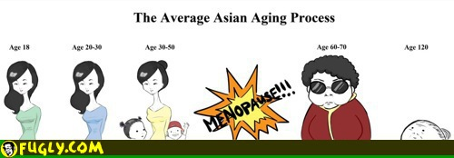 Asian Aging Process Random Pictures